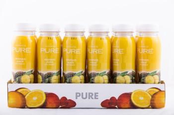 Lisované ovocné šťavy