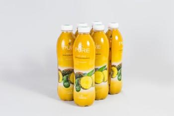 Lisované ovocné šťavy, ananás